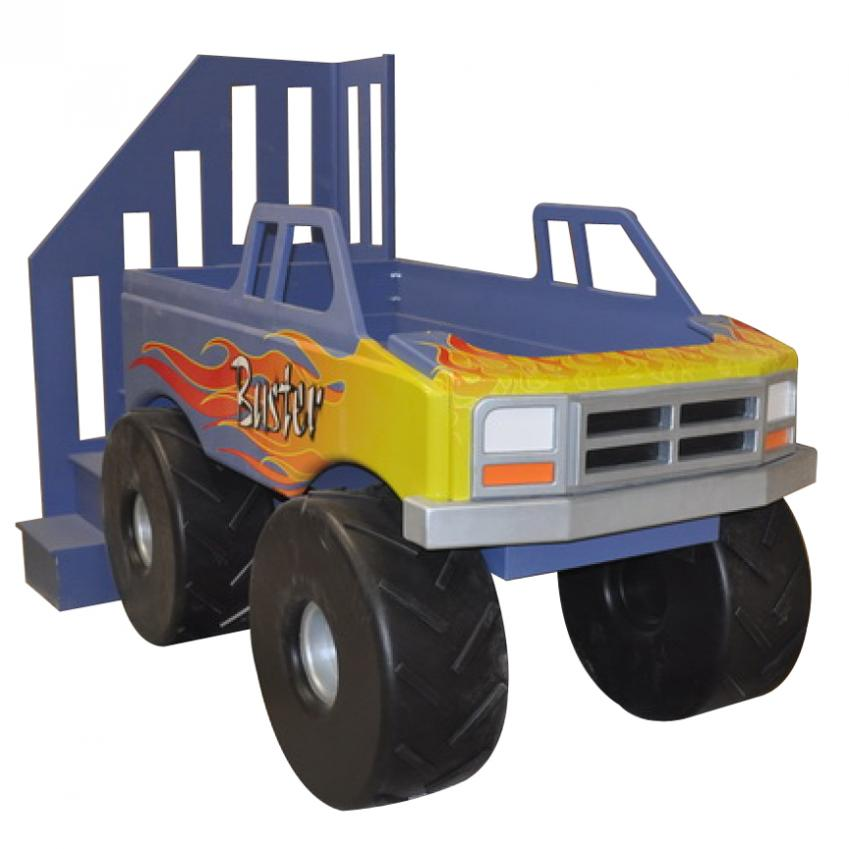 Monster Truck Theme Bed Main Thumbnail