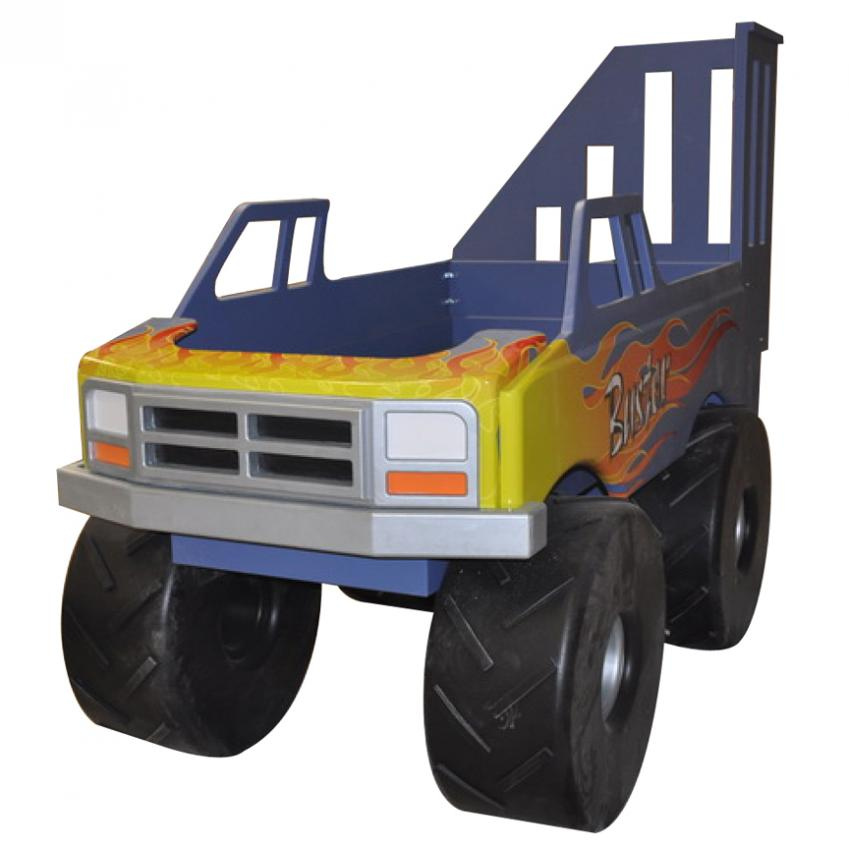 Monster Truck Theme Bed Thumbnail 2