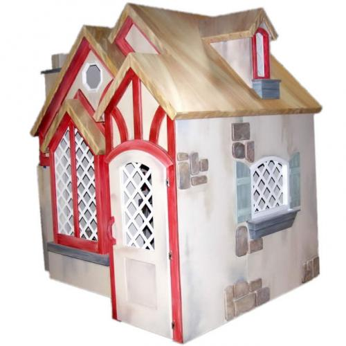 Snow White Cottage Indoor Playhouse