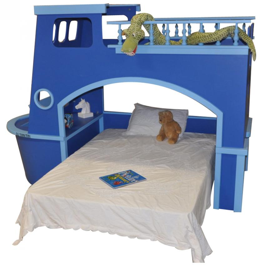 SS Minnow Tugboat Bed Thumbnail 1