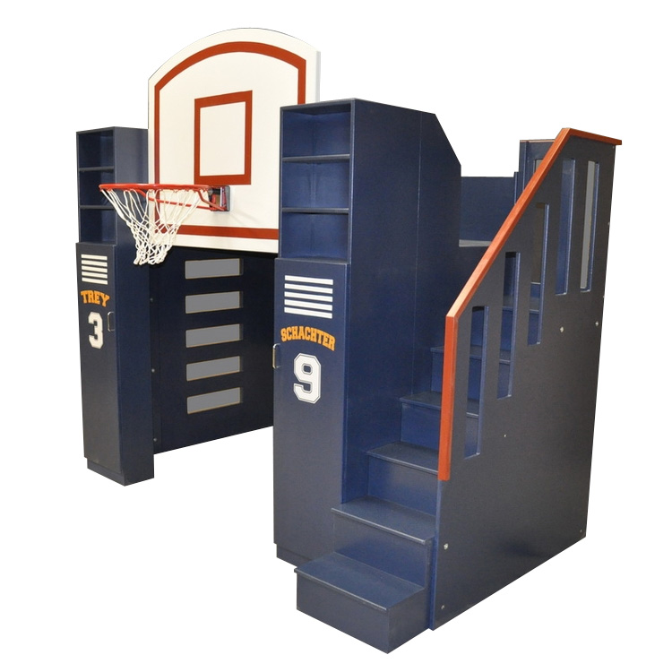 Basketball Bunk Bed Thumbnail 1