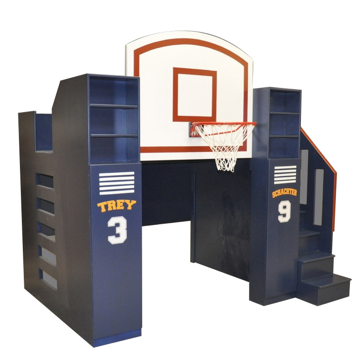 Basketball Bunk Bed Main Thumbnail