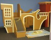 Captain Kidd's Pirate Ship Playhouse with Slide