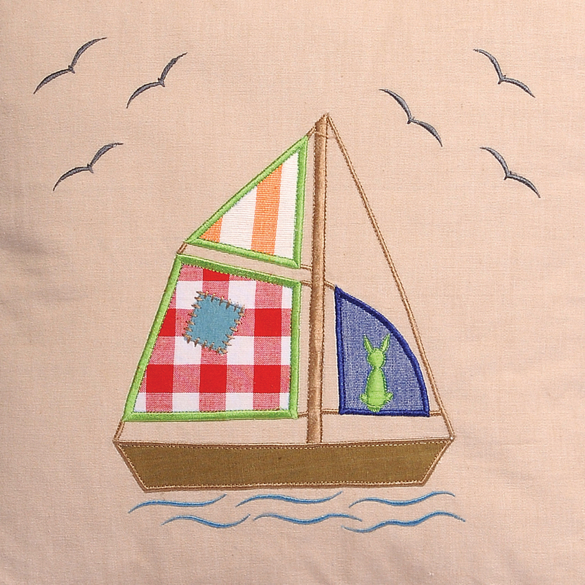 Beach House Pillow Cover Thumbnail 5