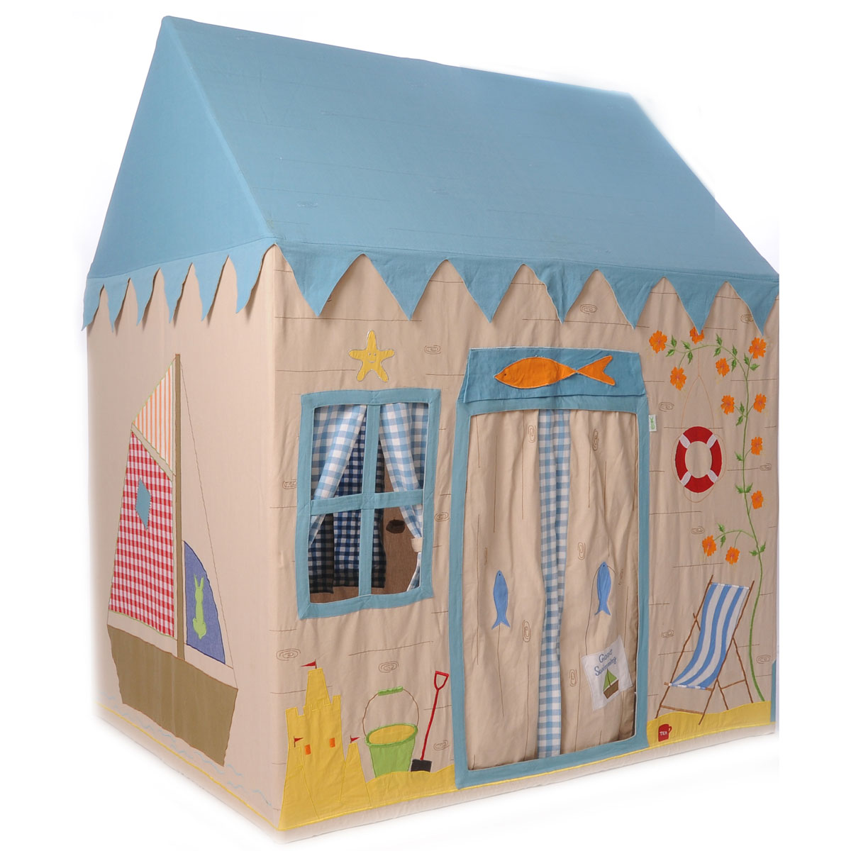 ... Beach House Play Tent Thumbnail 2 ...  sc 1 st  Sweet Retreat Kids & Beach House Play Tent