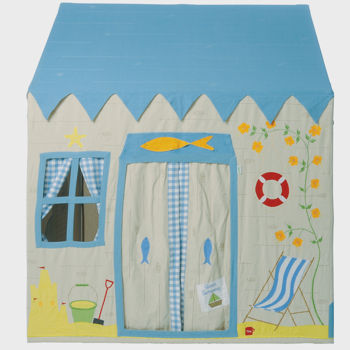 Beach House Play Tent Thumbnail 1
