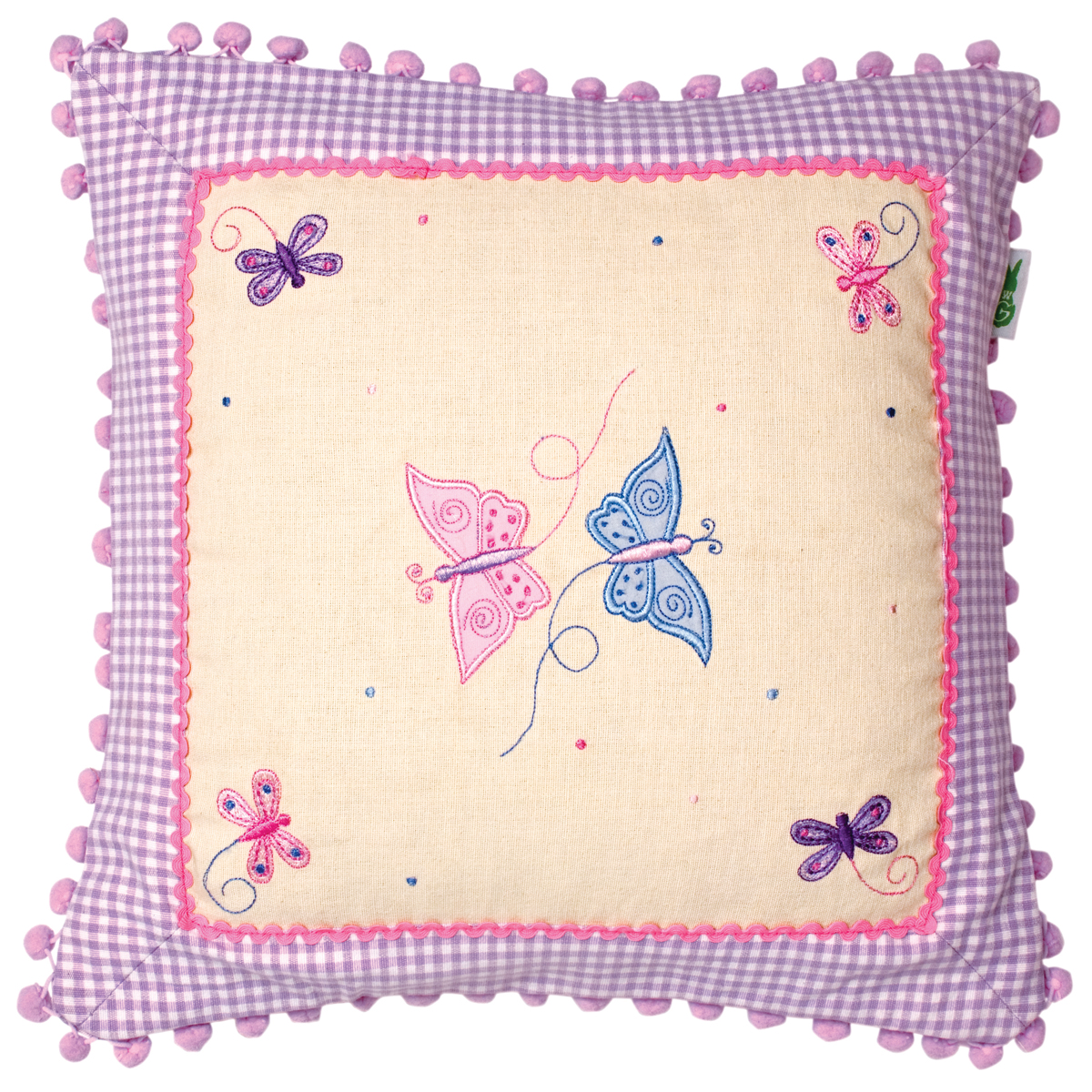 Girl's Butterfly Cottage Playhouse Thumbnail 14