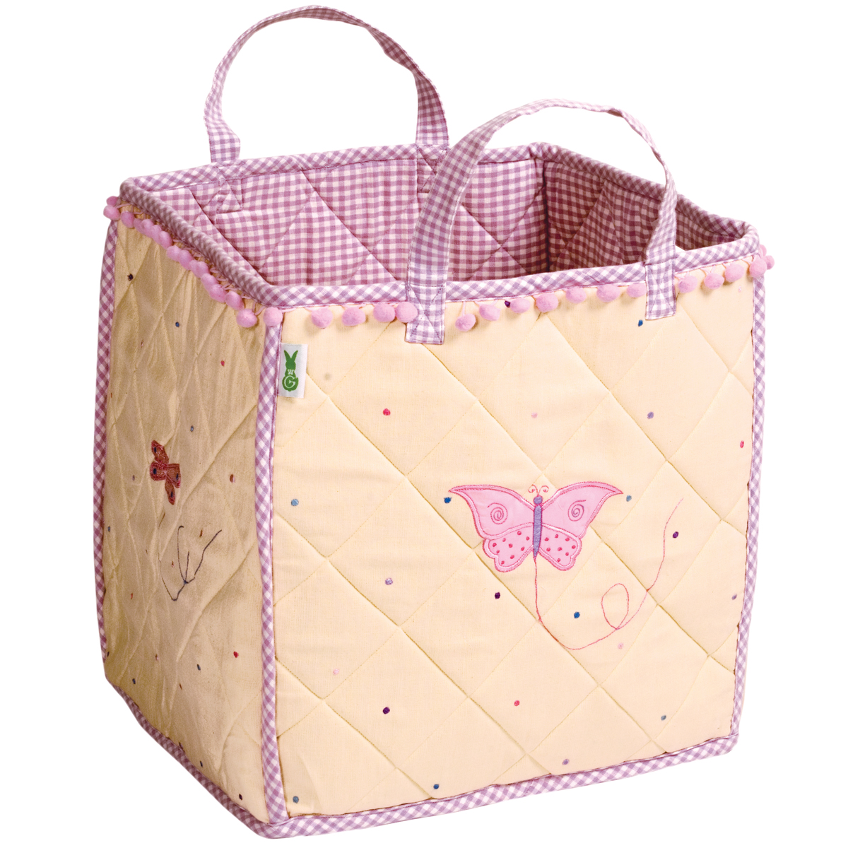 Girl's Butterfly Cottage Playhouse Thumbnail 15