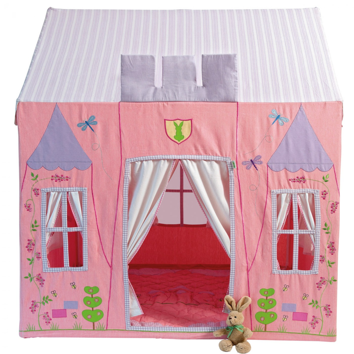 Fabric Princess Castle Playhouse Thumbnail 7