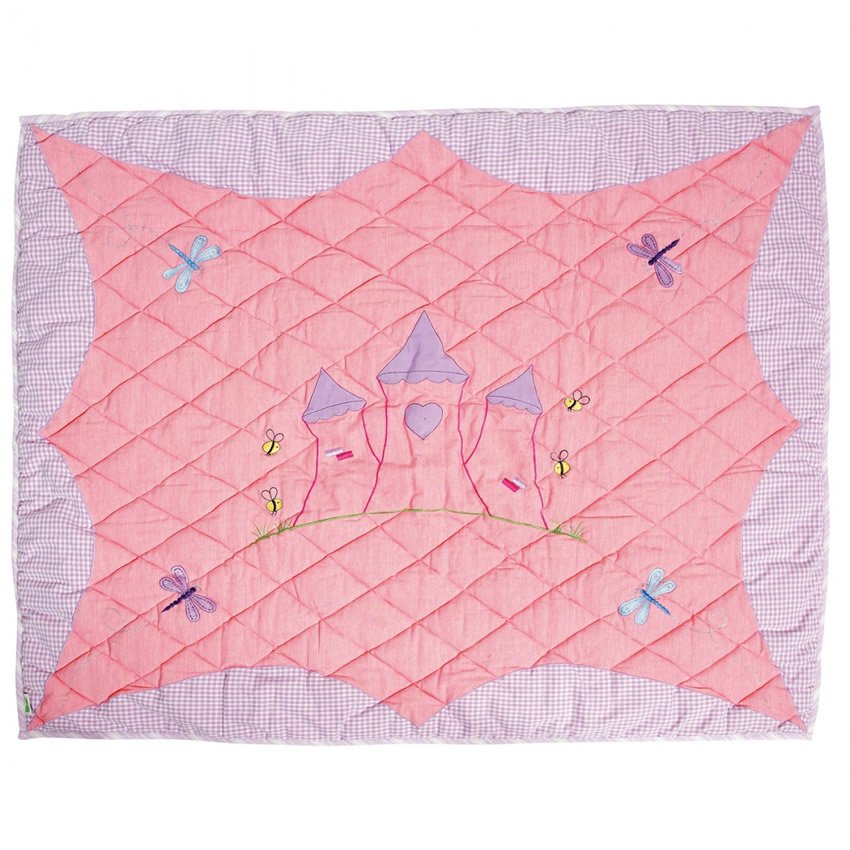 Fabric Princess Castle Playhouse Thumbnail 10