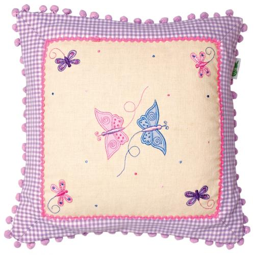Butterfly Pillow Cover Thumbnail
