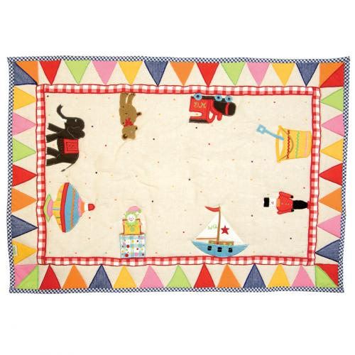 Toy Shop Floor Quilt Thumbnail