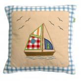 Beach House Pillow Cover