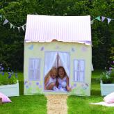Girl's Butterfly Cottage Playhouse
