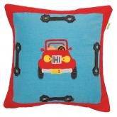 Garage Pillow Cover