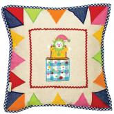 Toy Shop Pillow Cover