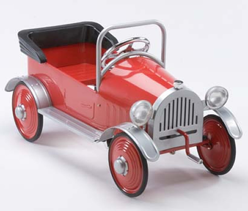 Hot Rodder Antique Pedal Car