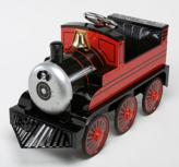 Lil' Red Train Pedal Car