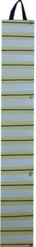 Riley Striped Growth Chart by Alli Taylor