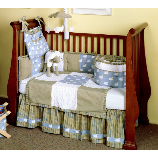 Sheep Bedding Jpg