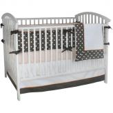 Saratoga Baby Bedding by Bebe Chic