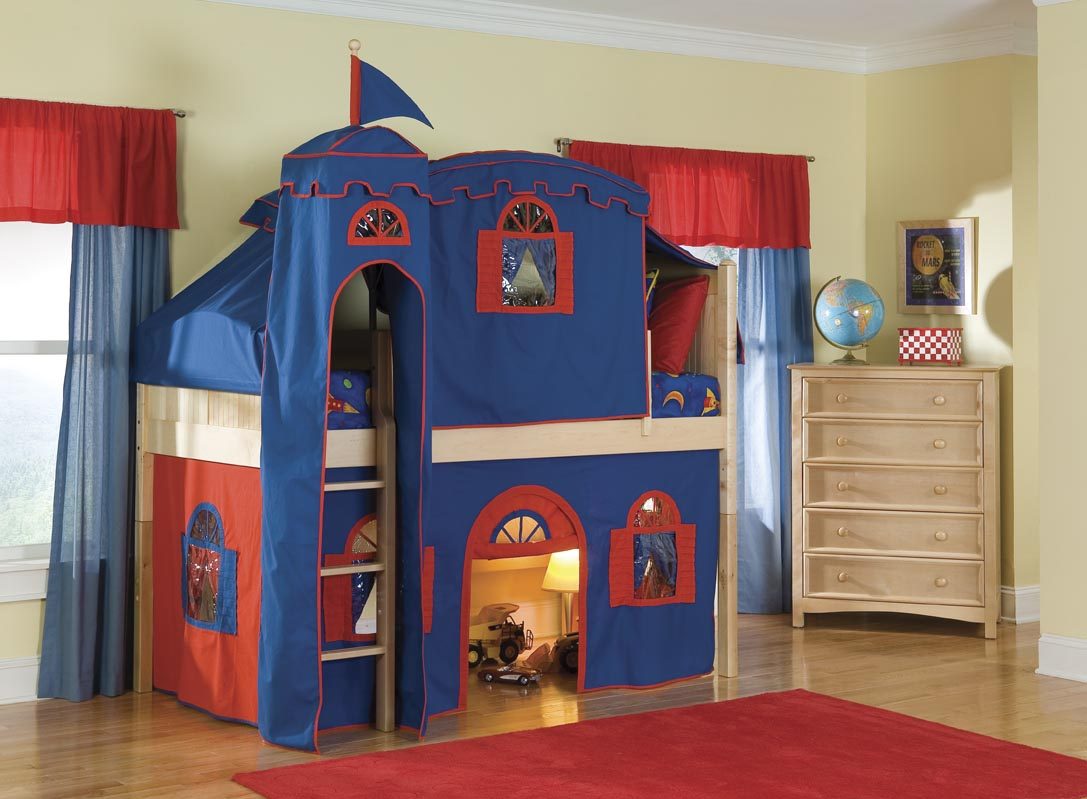 Boy Toddler Bed Tents 1087 x 799