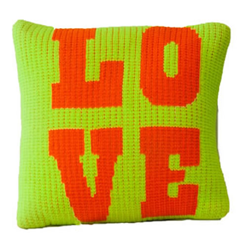 Personalized Pillow with Love Thumbnail