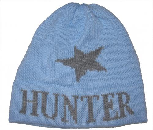 cf7546bf2ecc6 Personalized Knit Hat with Star Thumbnail ...