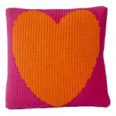 Personalized Pillow with Heart