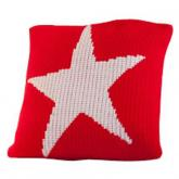 Personalized Pillow with Star