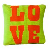 Personalized Pillow with Love