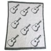Floating Guitar Blanket