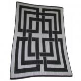Geometric Design Blankee