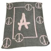 Peace Sign Blankee (shown in gray)