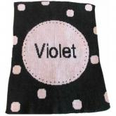 Perforated Circle Stroller Blankee