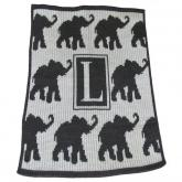 Walking Elephants Blankee