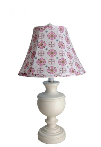 Small Pink Moroccan Classic Urn Lamp