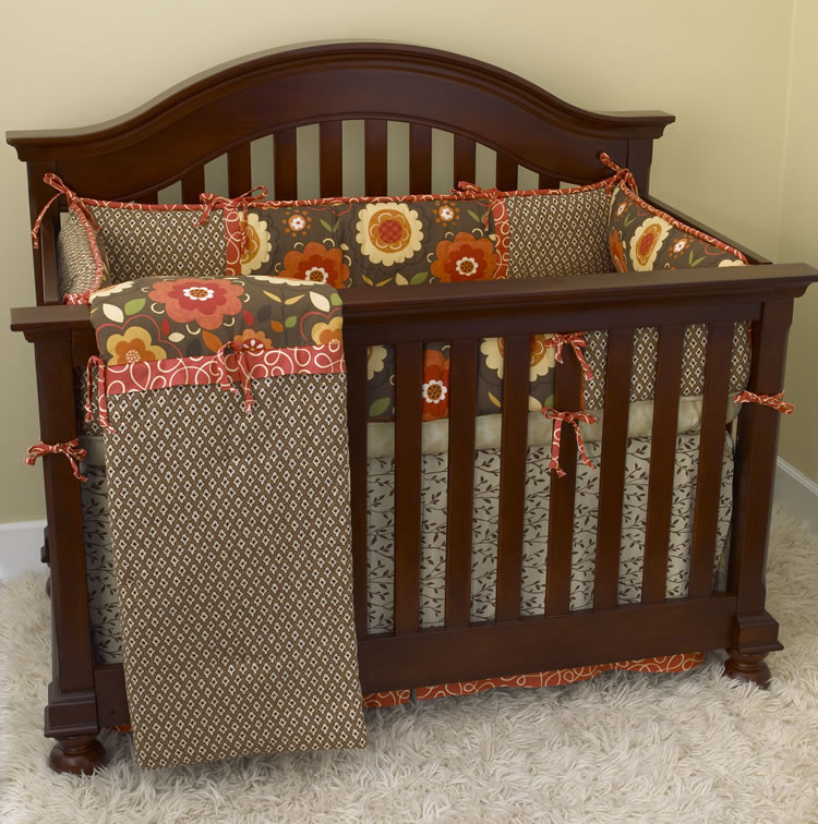 Peggy Sue 4 Piece Baby Bedding Set by Cotton Tale Designs Thumbnail 1