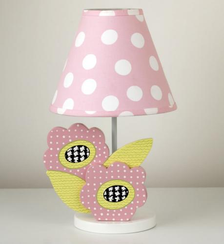 Poppy  Decorator Lamp by Cotton Tale Designs