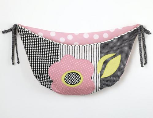 Poppy  Toy Bag by Cotton Tale Designs