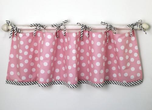 Poppy  Valance by Cotton Tale Designs