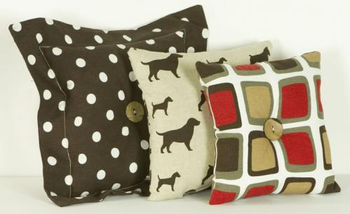 Houndstooth Pillow Pack by Cotton Tale Designs