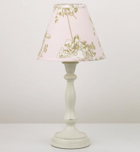 Lollipops & Roses Standard Lamp & Shade by Cotton Tale Designs