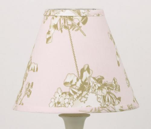 Lollipops & Roses Lamp Shade by Cotton Tale Designs