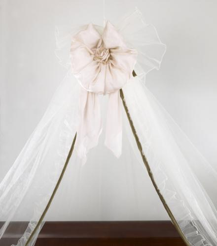 Lollipops & Roses Mosquito Net by Cotton Tale Designs