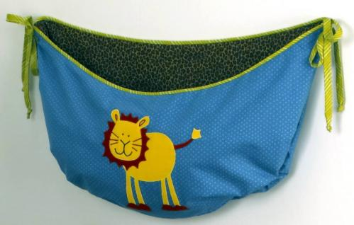 Paradise Toy Bag by Cotton Tale Designs
