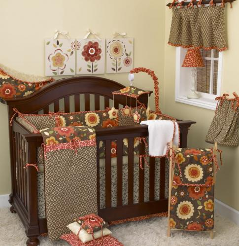 Peggy Sue 4 Piece Baby Bedding Set by Cotton Tale Designs Thumbnail