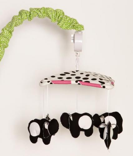 Hottsie Dottsie Musical Mobile by Cotton Tale Designs