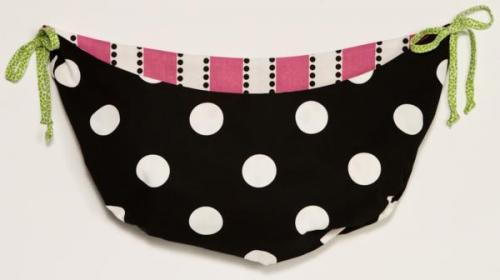 Hottsie Dottsie Toy Bag by Cotton Tale Designs
