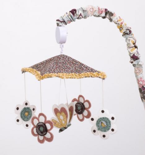 Penny Lane Musical Mobile by Cotton Tale Designs